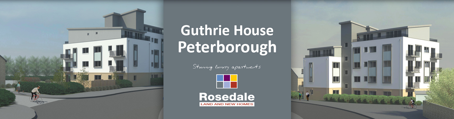 New Apartments Guthrie House Peterborough
