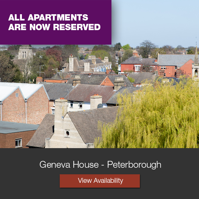 New Homes Geneva House Peterborough