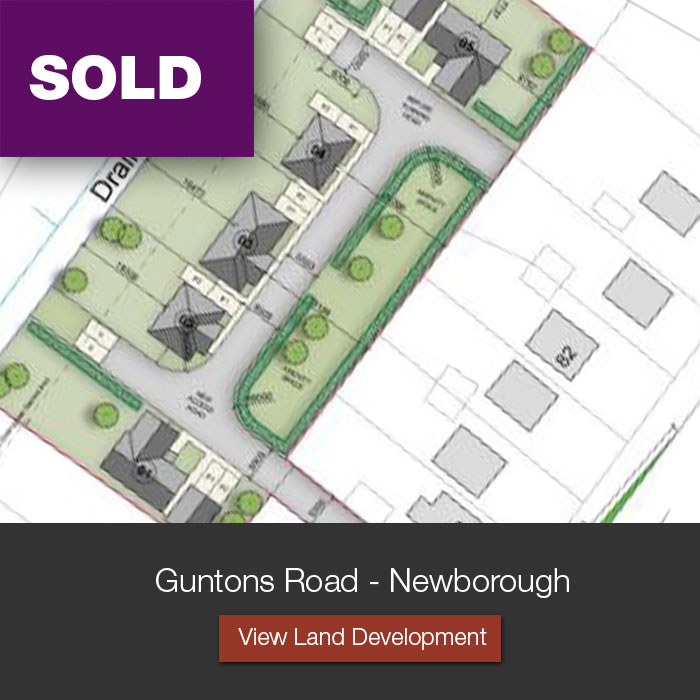 Guntons Road Land and Development Opportunities