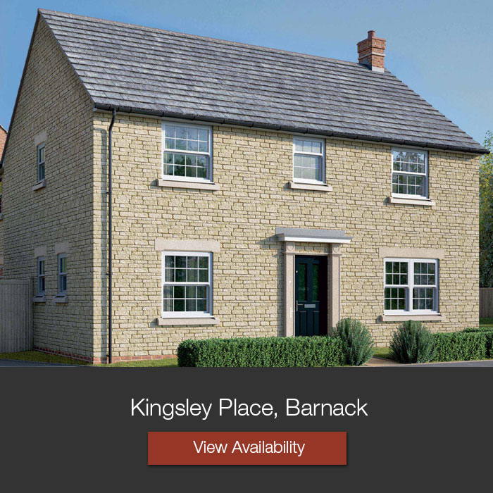 4 & 5 Bedroom Homes for Sale Kingsley Place, Barnack