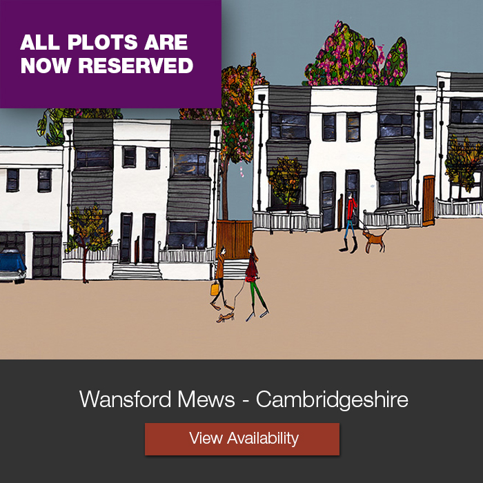New Homes Cambridgeshire